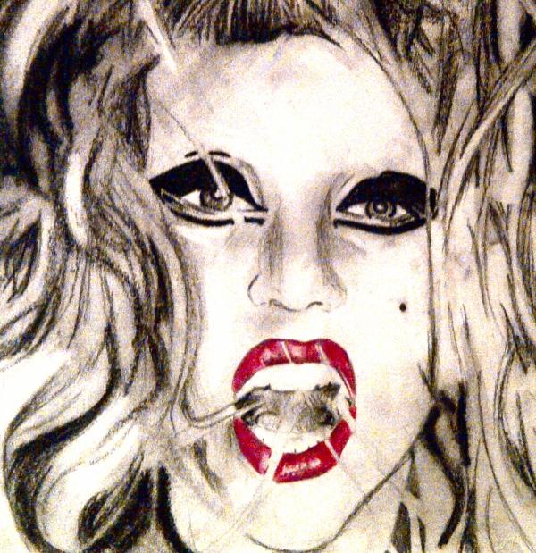 Lady Gaga by JLM23